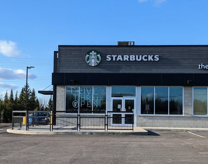 Starbucks confirmed for Granite Centre