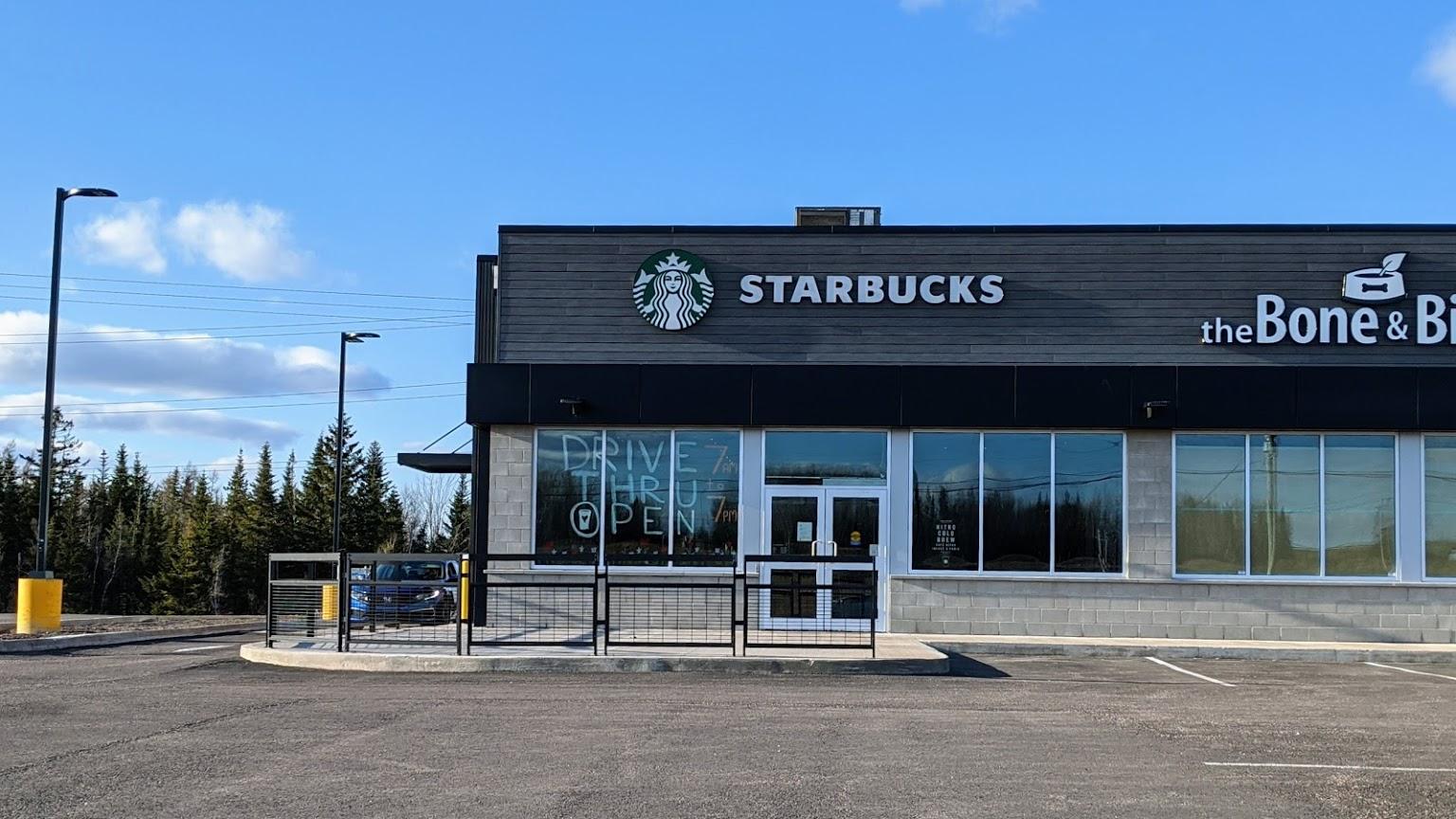 Starbucks confirmed for Granite Centre