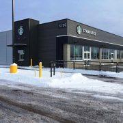 Starbuck's Building