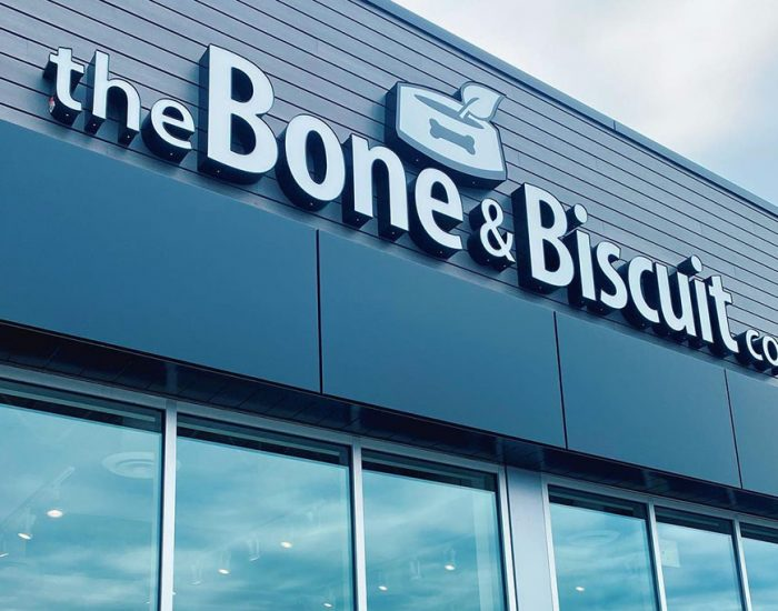 Bone & Biscuit open at Granite Centre!