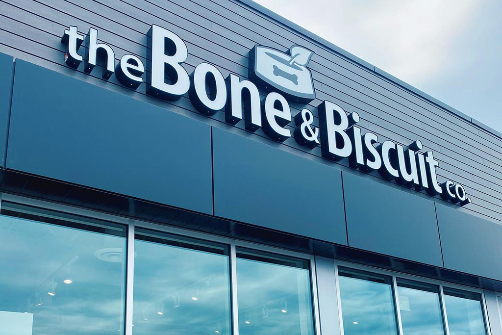 Bone & Biscuit open at Granite Centre!