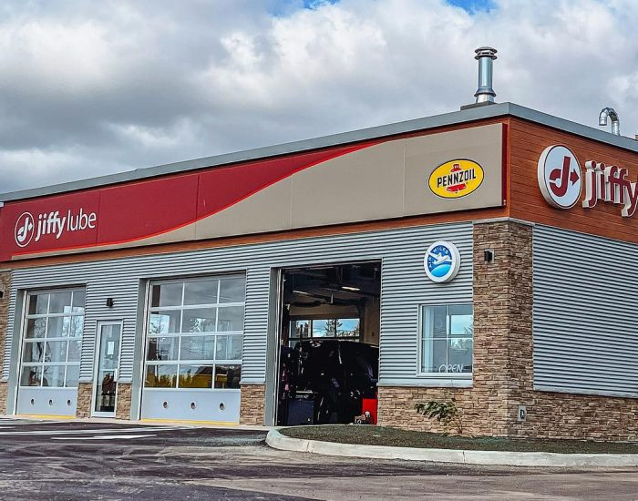 Jiffy Lube is now open at Granite Centre!